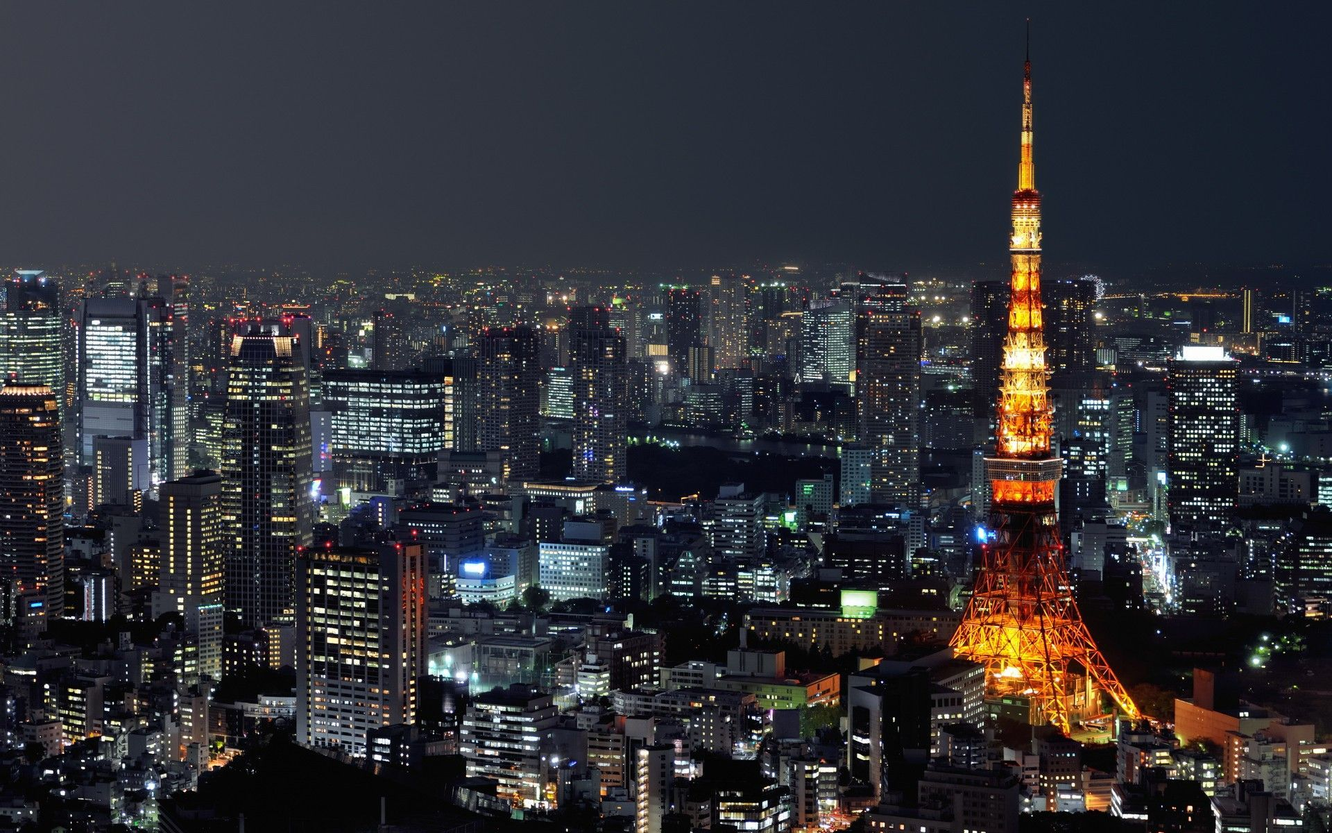 Tokyo Wallpapers Top Free Tokyo Backgrounds Wallpaperaccess