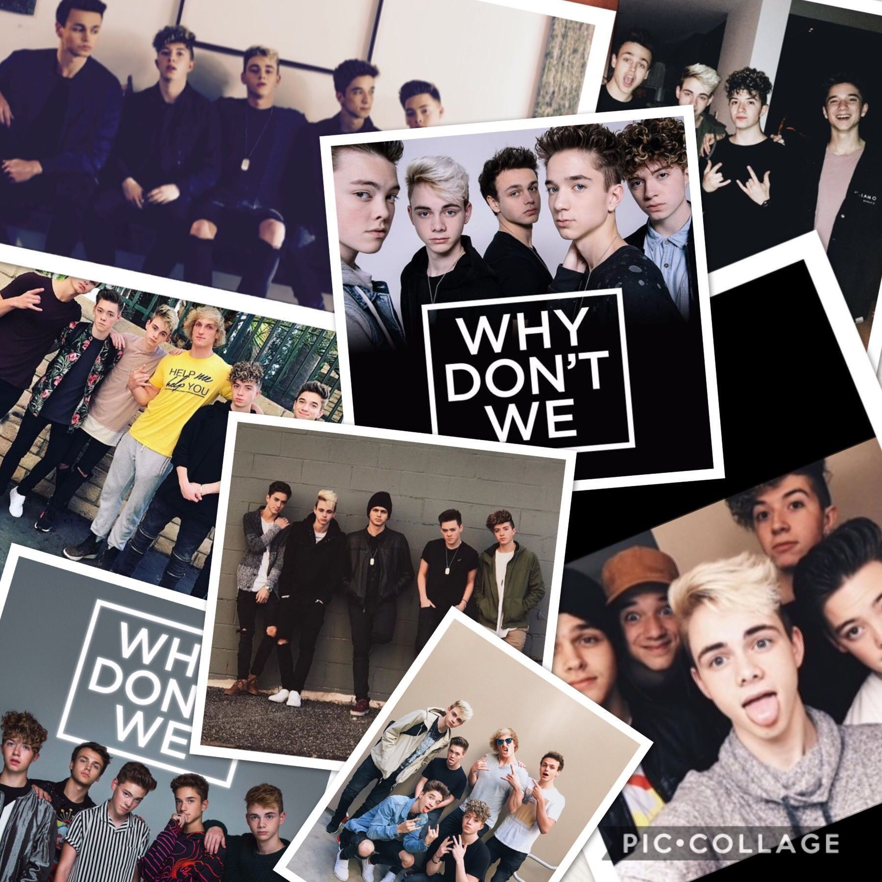 Why Don T We Wallpapers Top Free Why Don T We Backgrounds