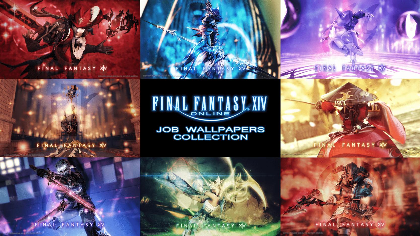 Final Fantasy 14 Wallpapers Top Free Final Fantasy 14