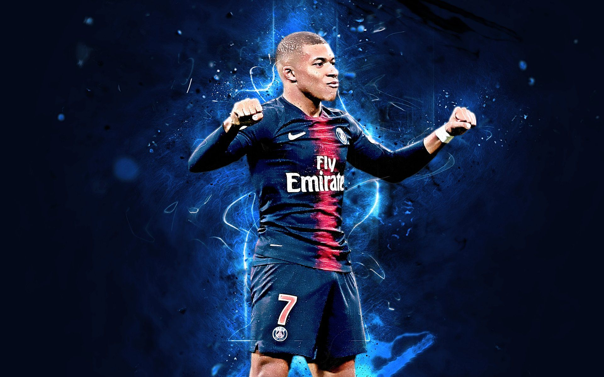 Mbappe Wallpapers Top Free Mbappe Backgrounds Wallpaperaccess