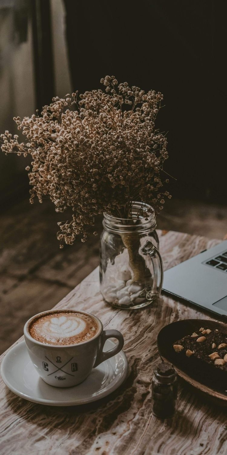 Coffee Aesthetic Wallpapers Top Free Coffee Aesthetic Backgrounds Wallpaperaccess