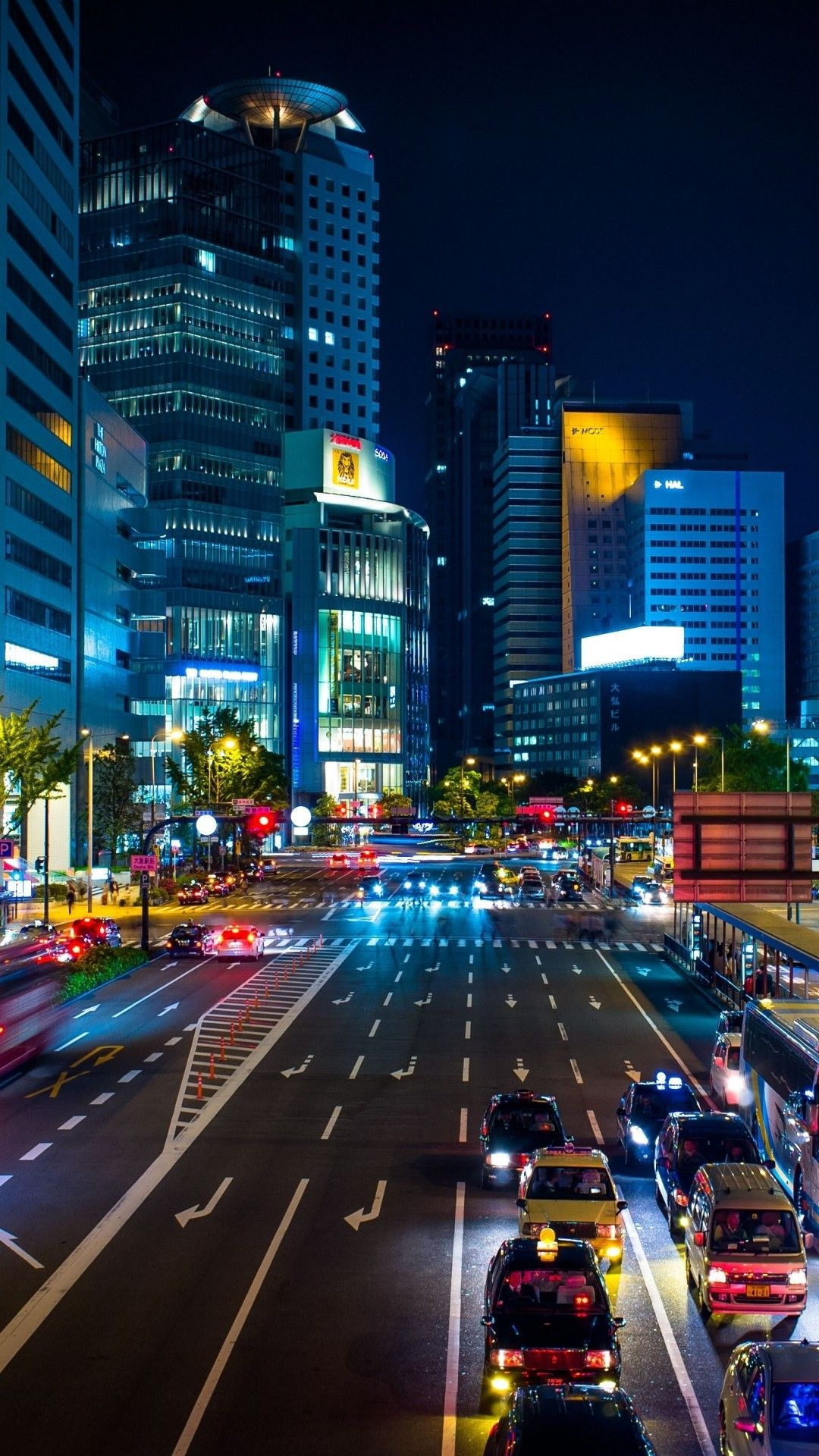 Tokyo Street iPhone Wallpapers - Top Free Tokyo Street ...