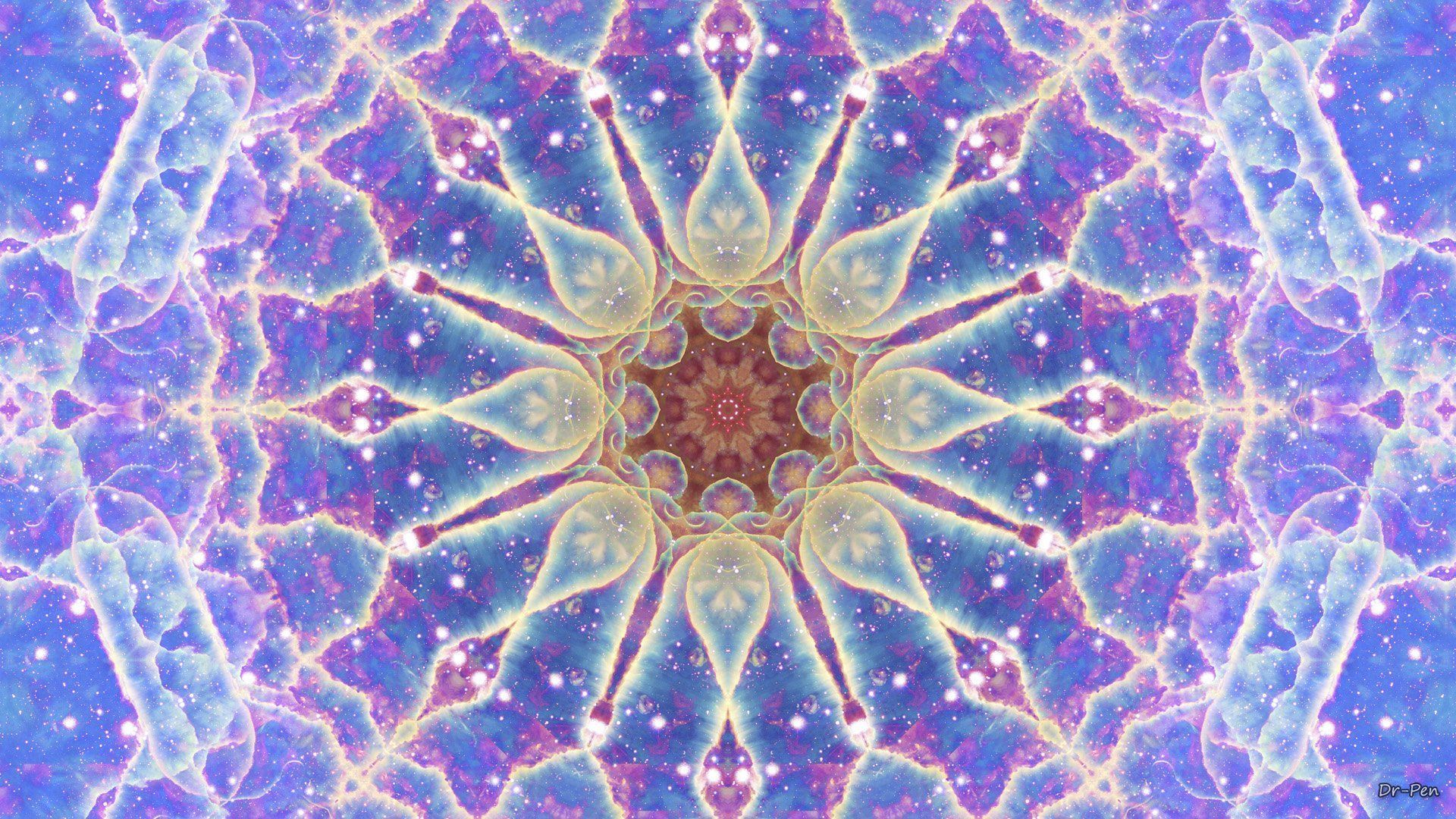1920x1080 Mandala hình nền