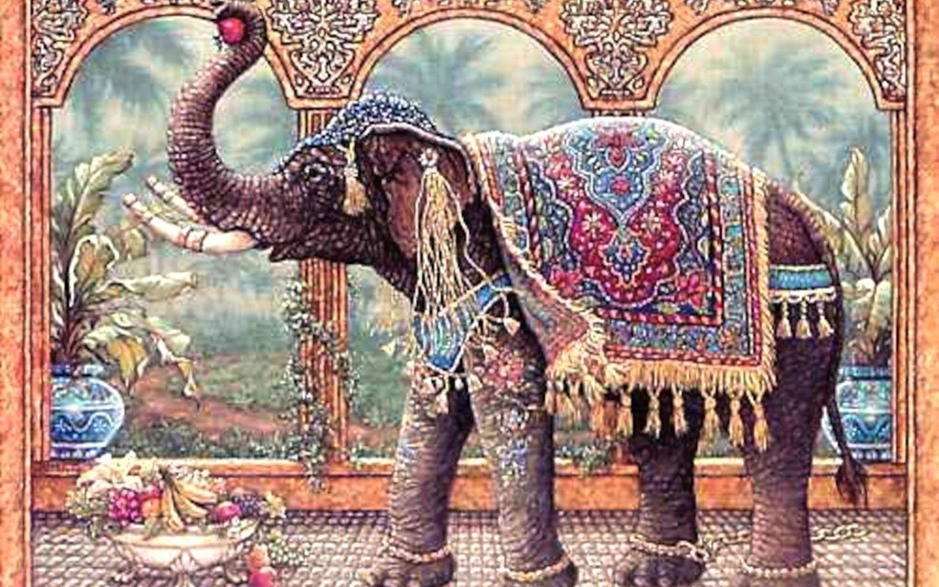 Mandala Elephant Wallpapers Top Free Mandala Elephant