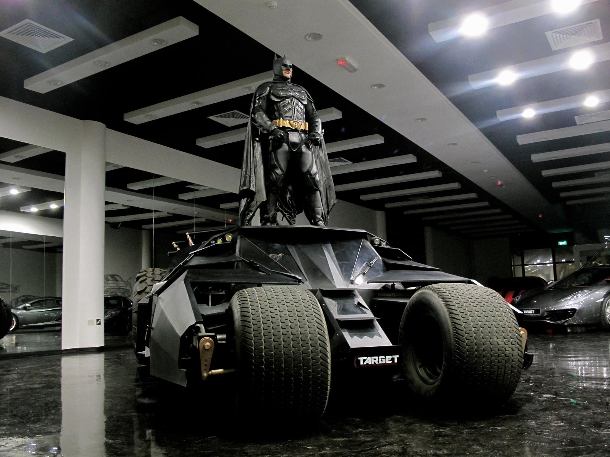 Бэтмен мобиль картинки
