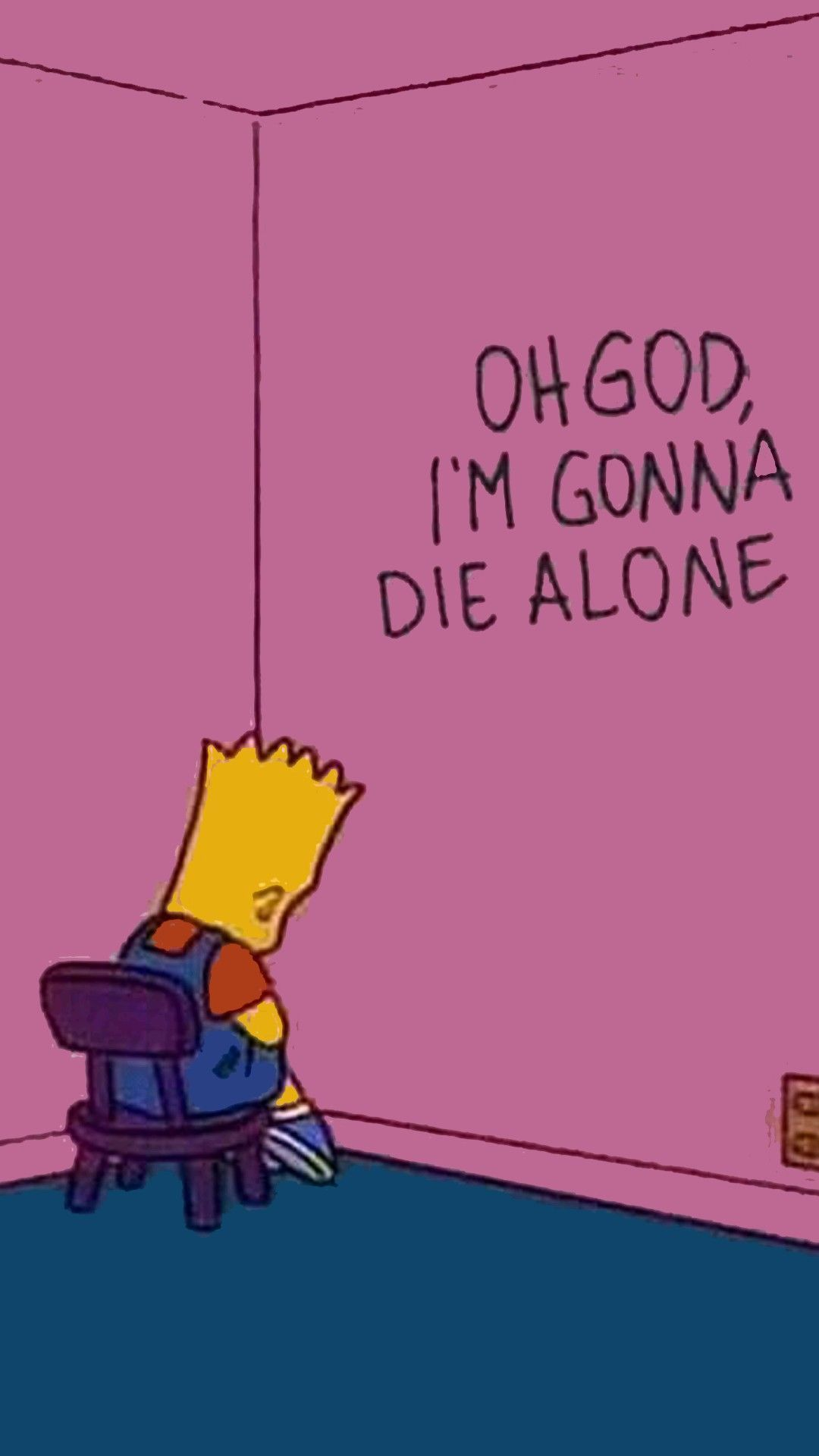 Sad Simpsons Wallpapers Top Free Sad Simpsons Backgrounds