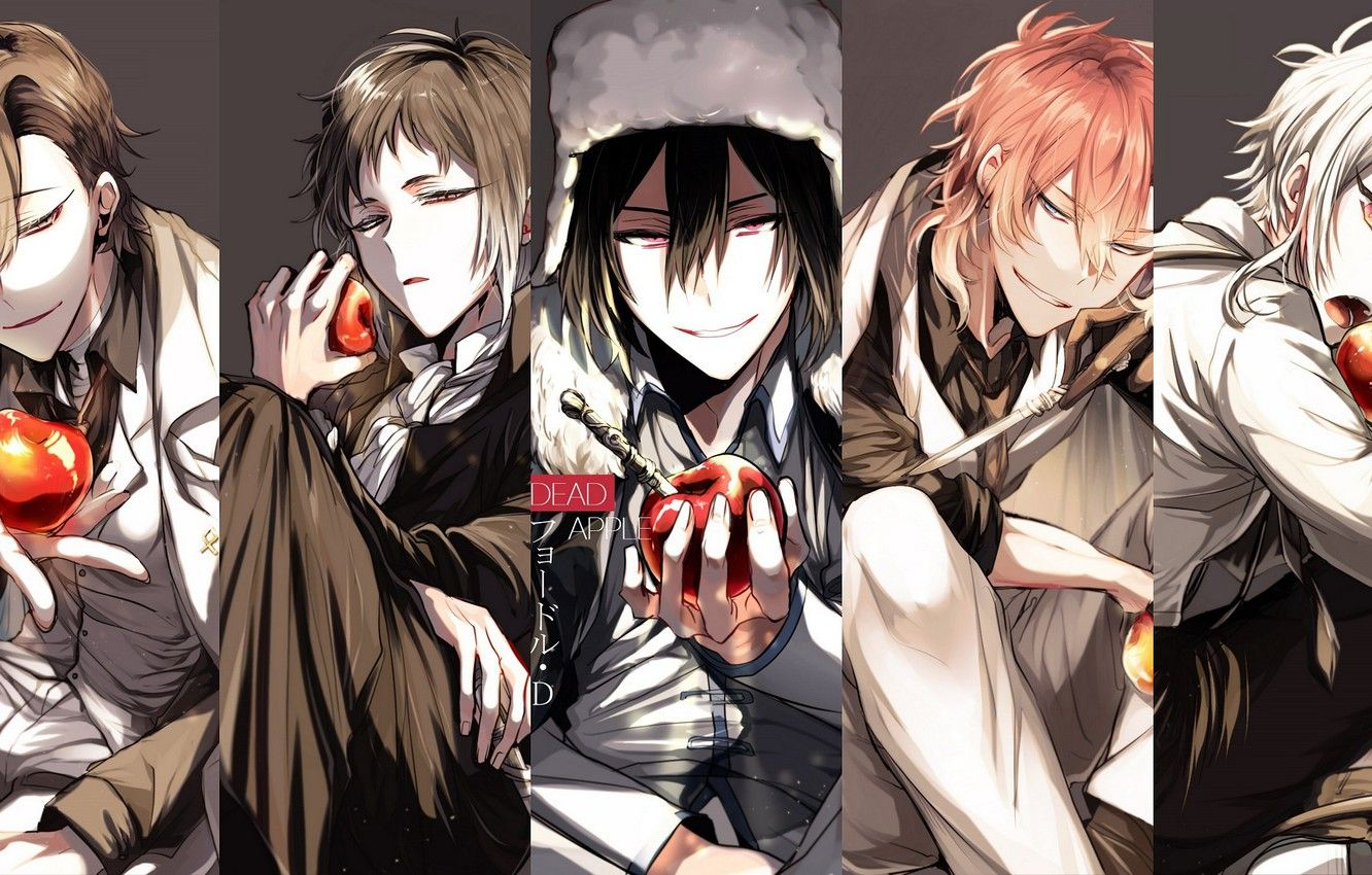 Bungou Stray Dogs Wallpapers Top Free Bungou Stray Dogs