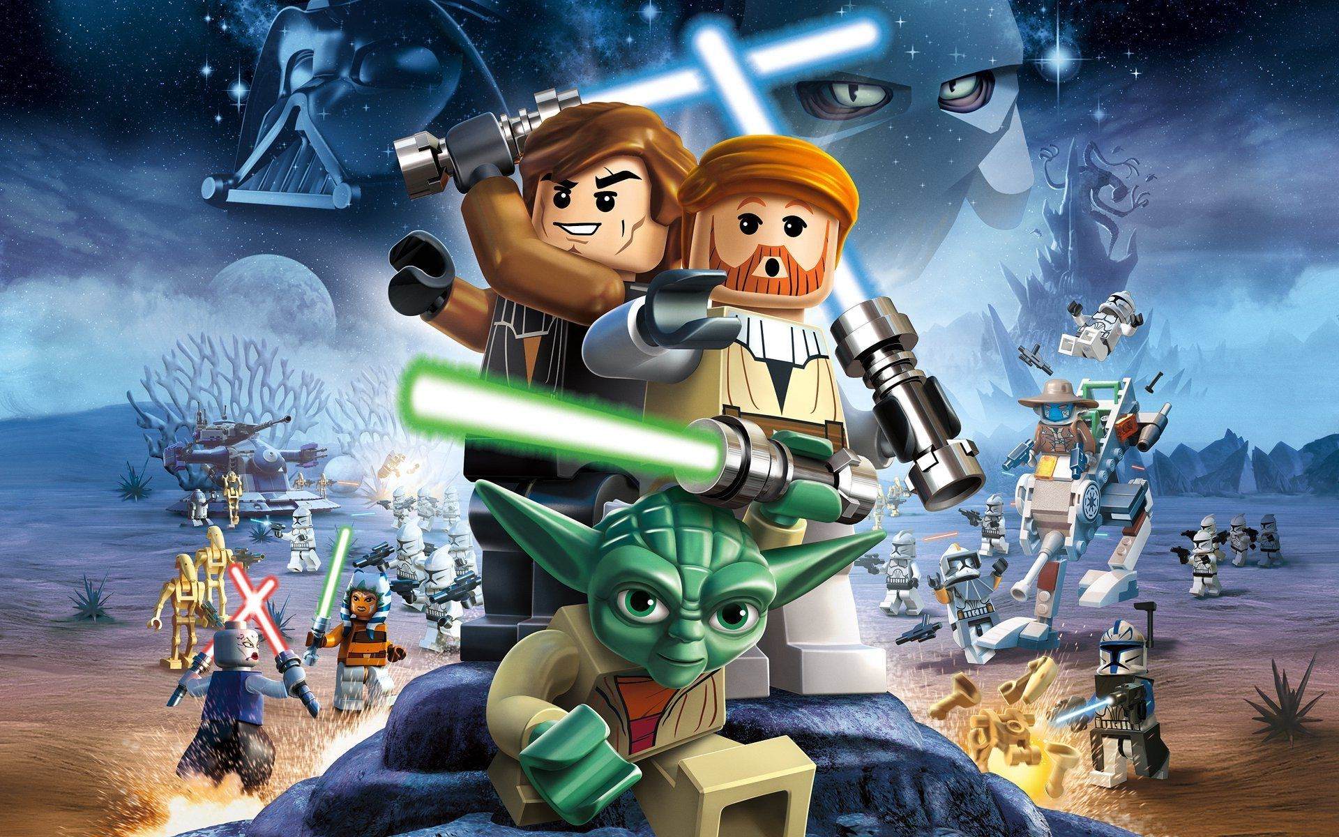 Lego Star Wars Wallpapers Top Free Lego Star Wars Backgrounds