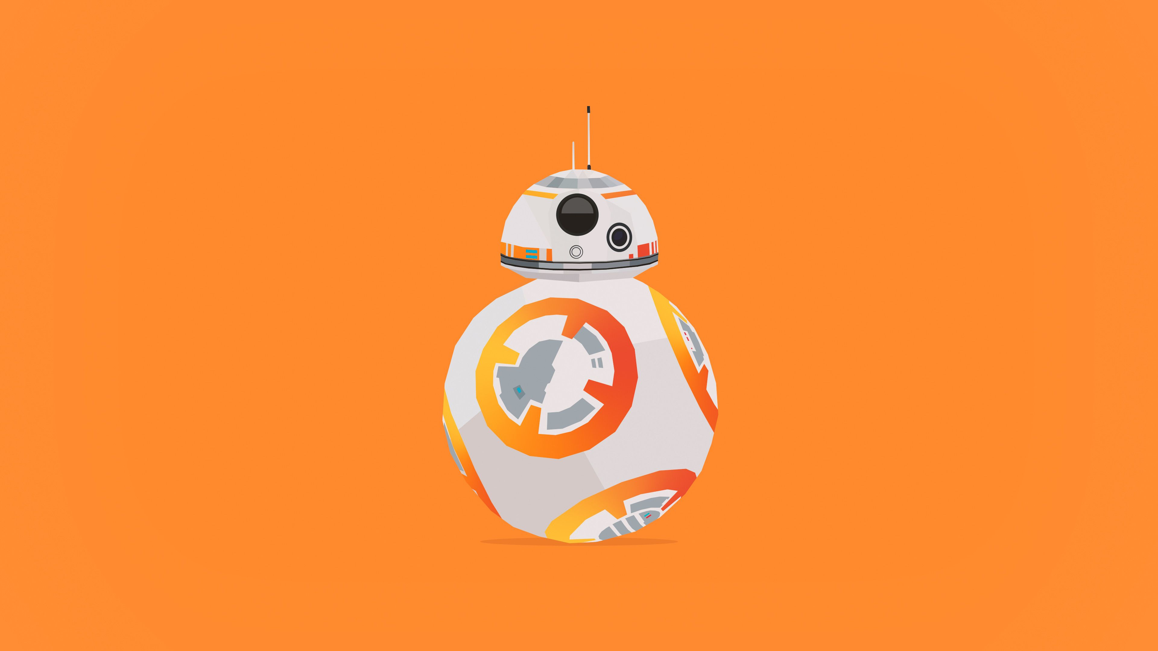 Bb 8 Wallpapers Top Free Bb 8 Backgrounds Wallpaperaccess