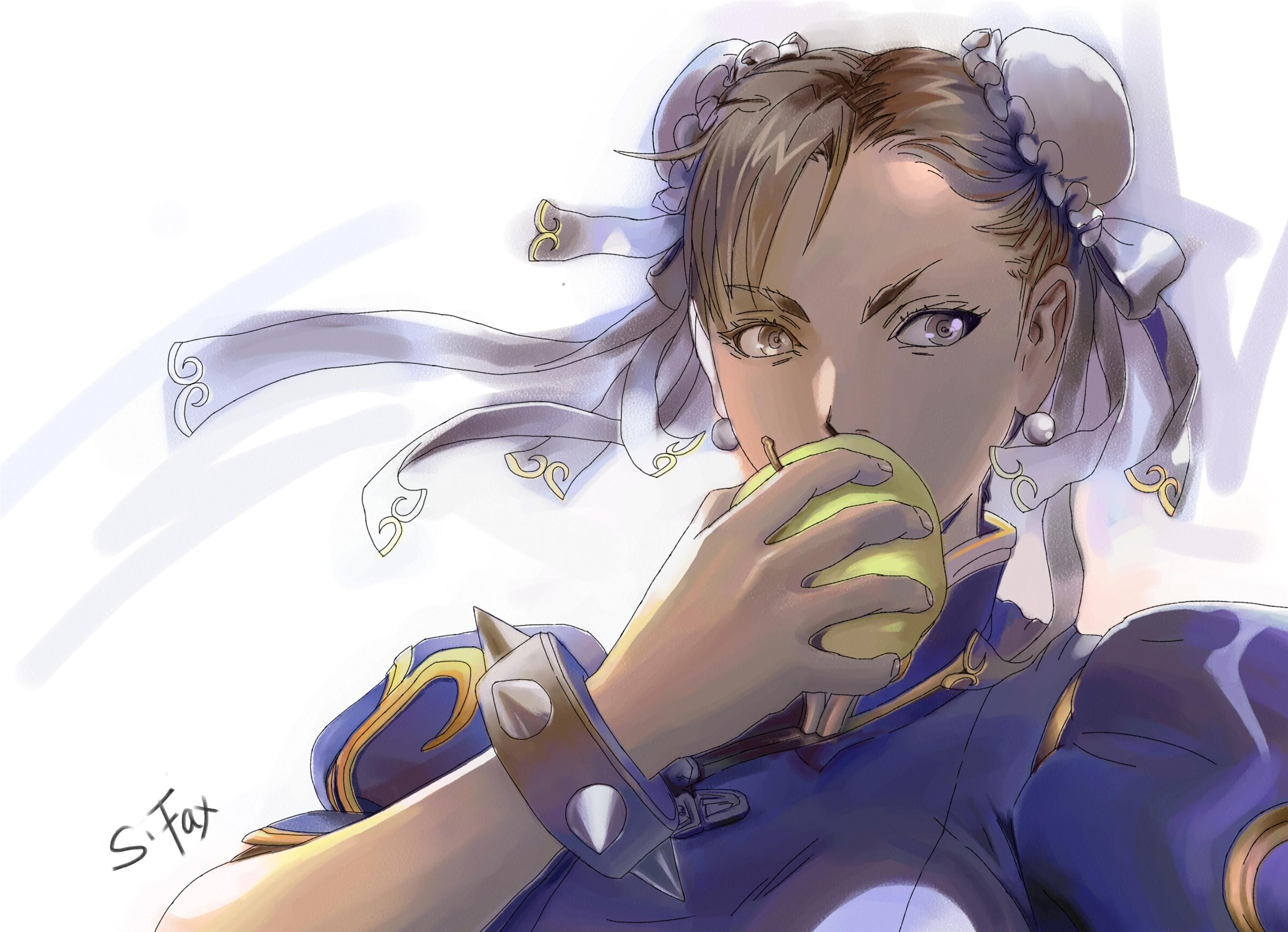 Street Fighter Anime Girl Wallpapers Top Free Street Fighter