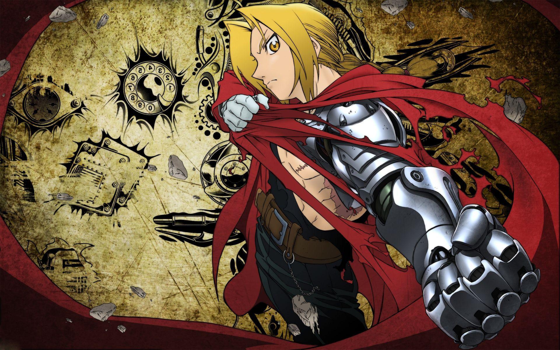 3d Fullmetal Alchemist Wallpapers Top Free 3d Fullmetal