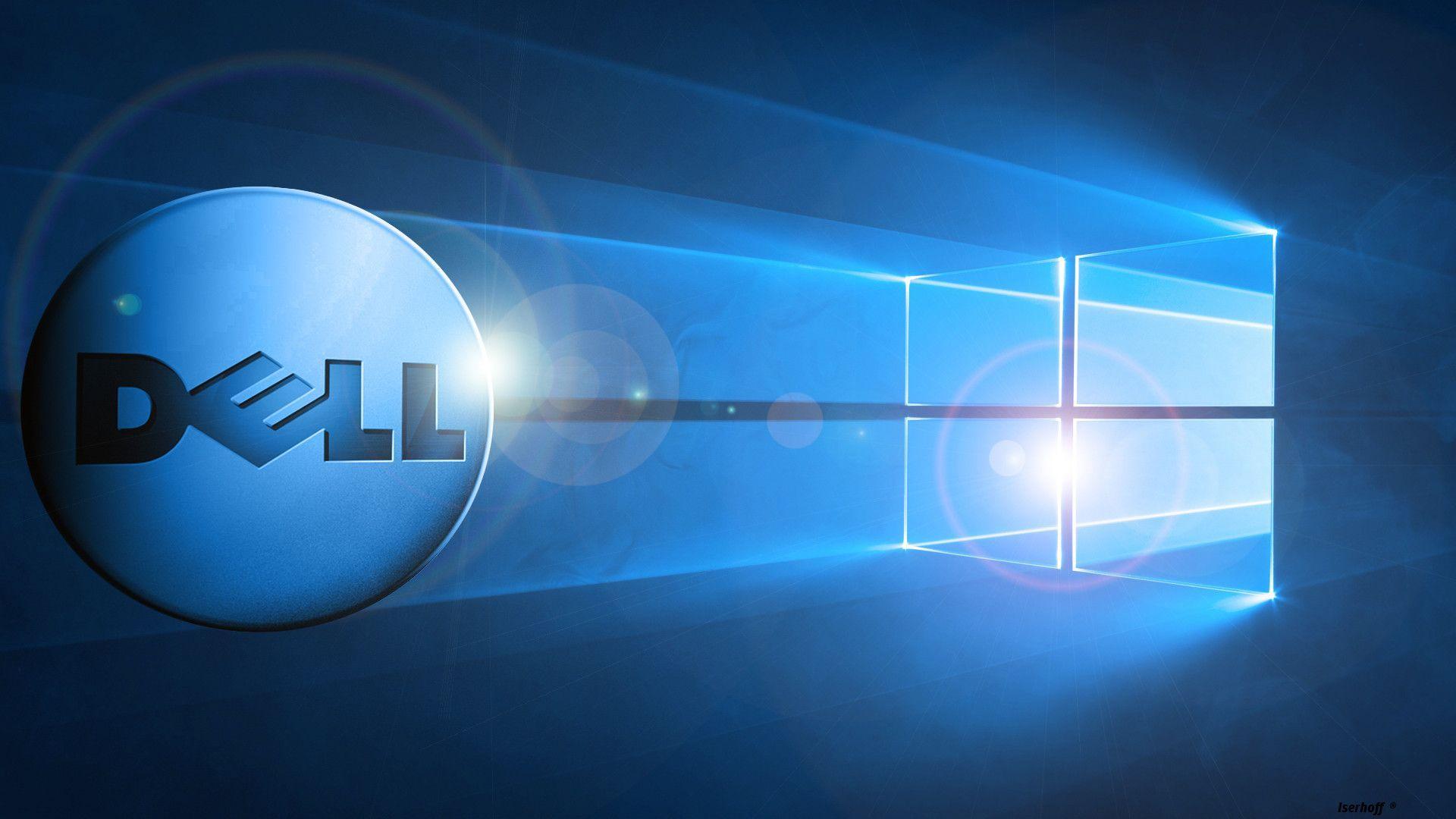 Windows 10 Wallpaper Dell