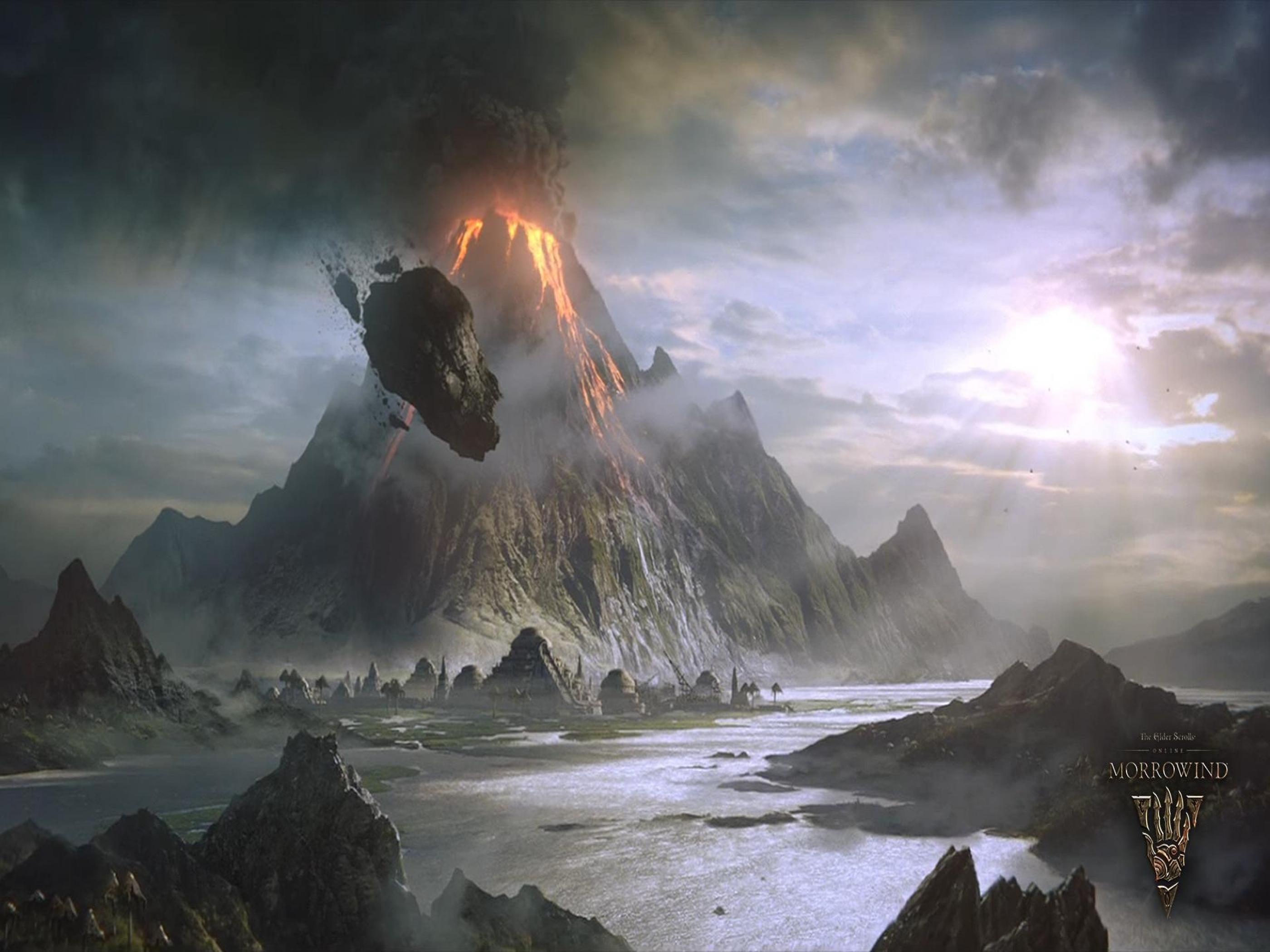 Morrowind Wallpapers Top Free Morrowind Backgrounds