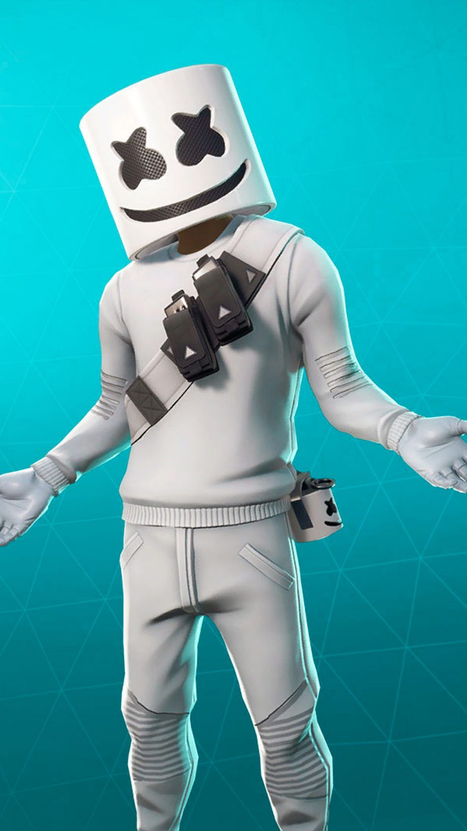 Fortnite Marshmello Wallpapers Top Free Fortnite Marshmello Backgrounds Wallpaperaccess