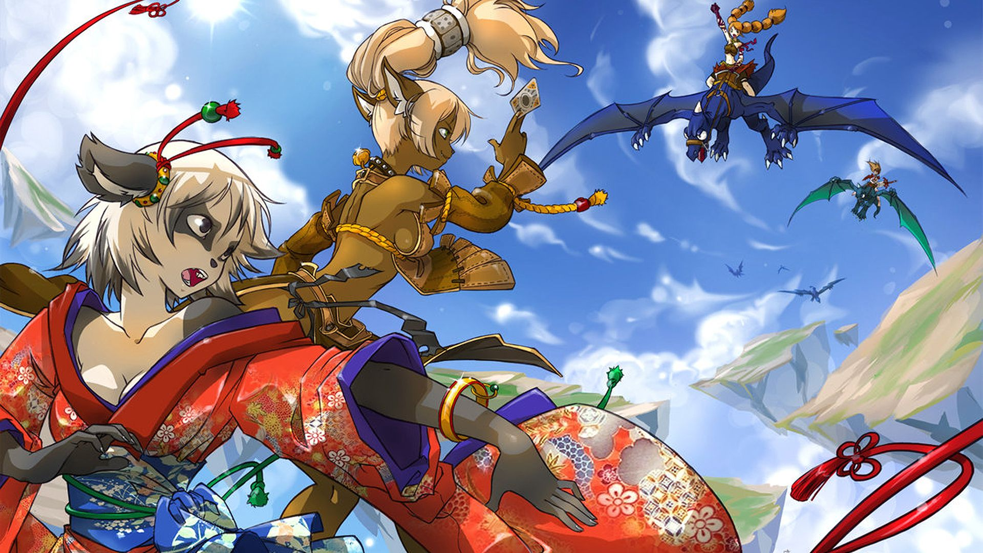 68 Best Free Anime Dragon Wallpapers