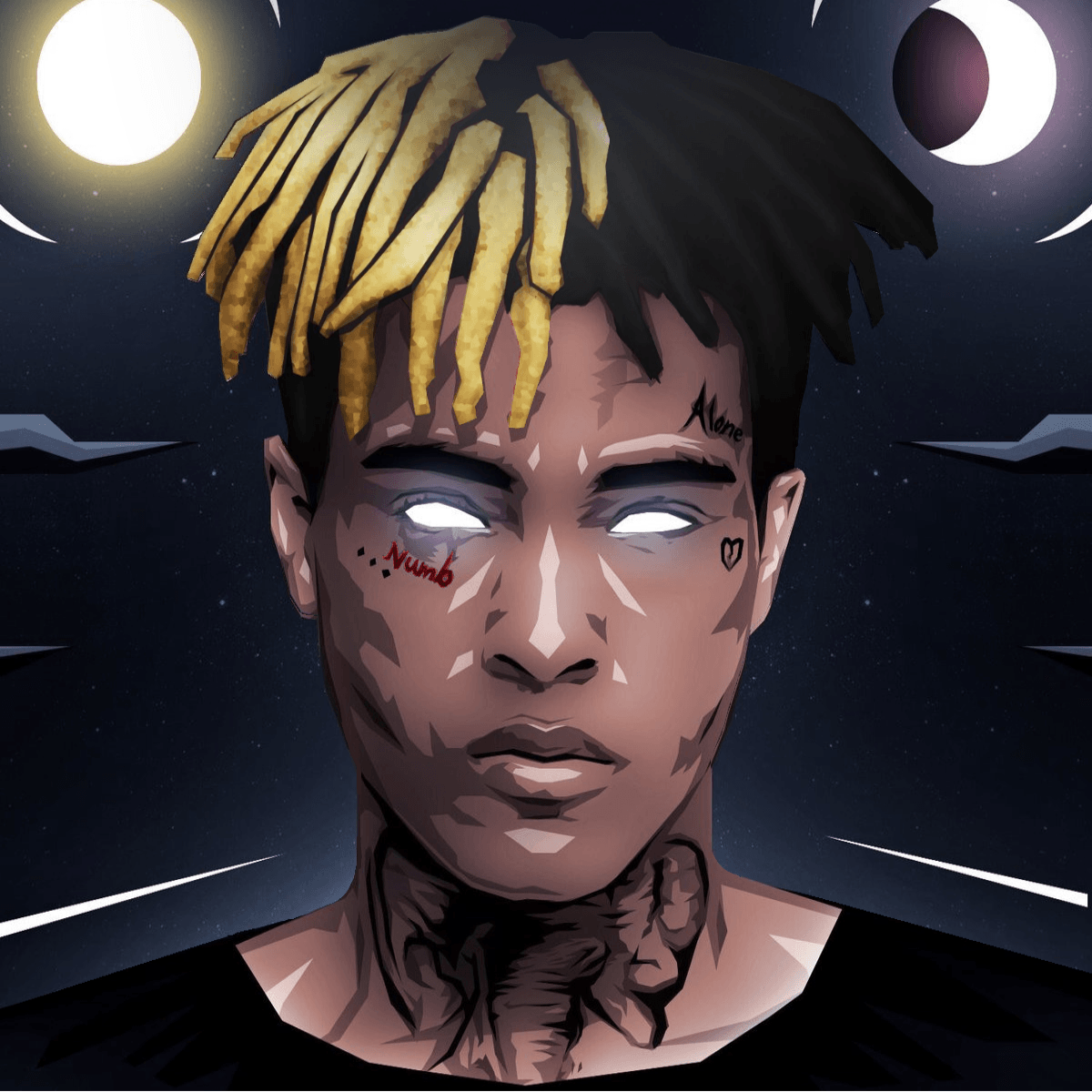 Coolest Iphone Backgrounds: XXXTentacion Dope Wallpapers