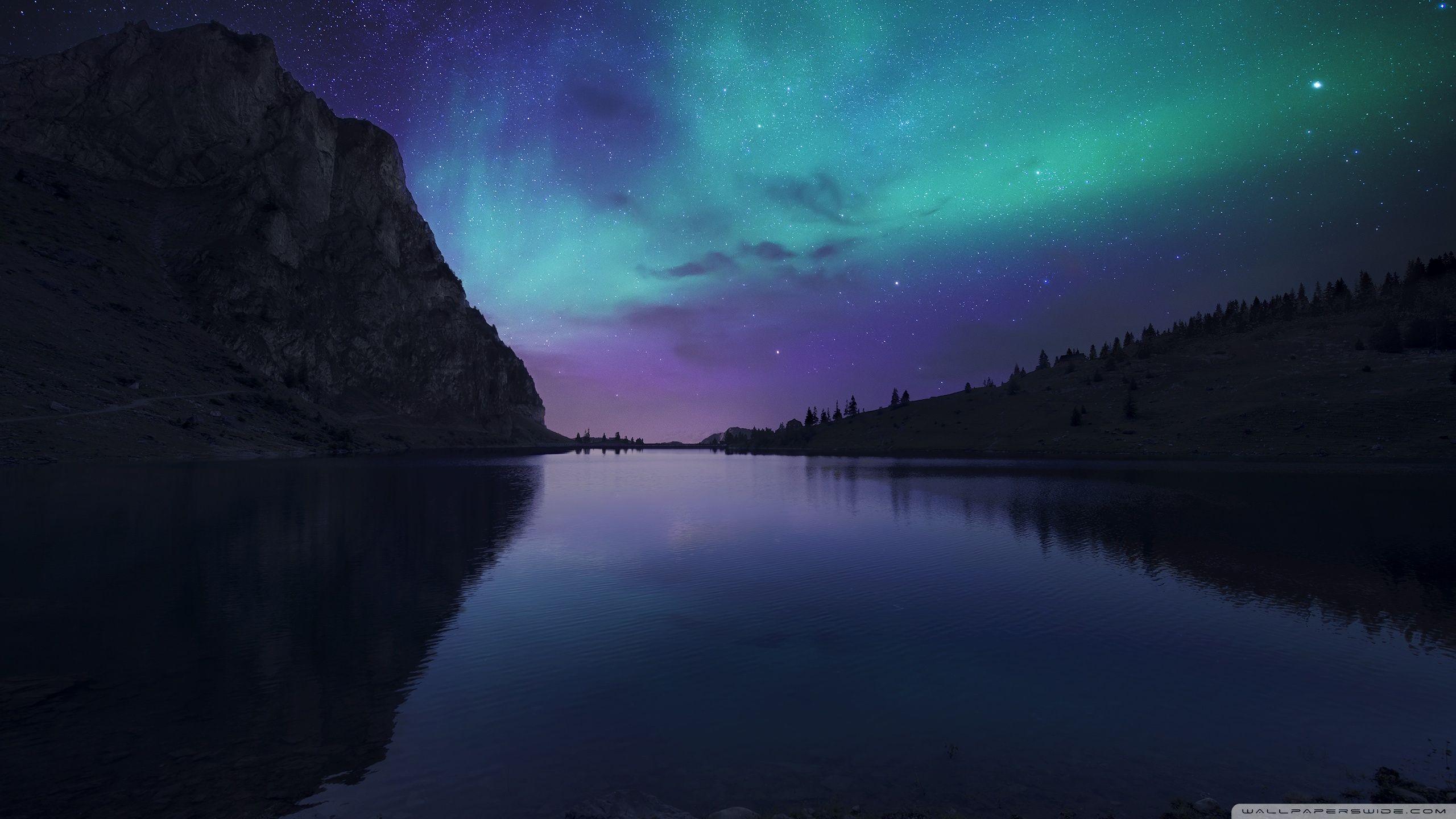 Aurora Desktop Wallpapers Top Free Aurora Desktop Backgrounds Wallpaperaccess