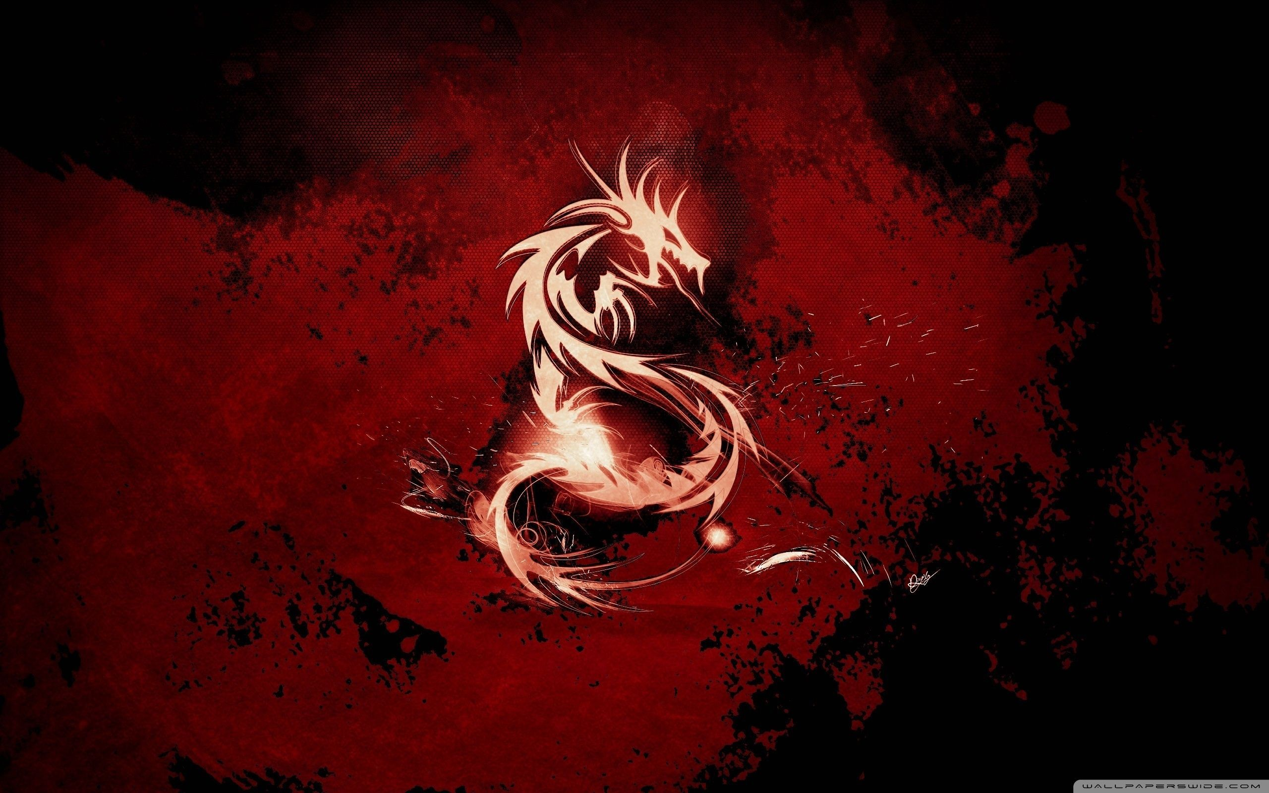 Dragon Symbol Wallpapers Top Free Dragon Symbol Backgrounds Wallpaperaccess