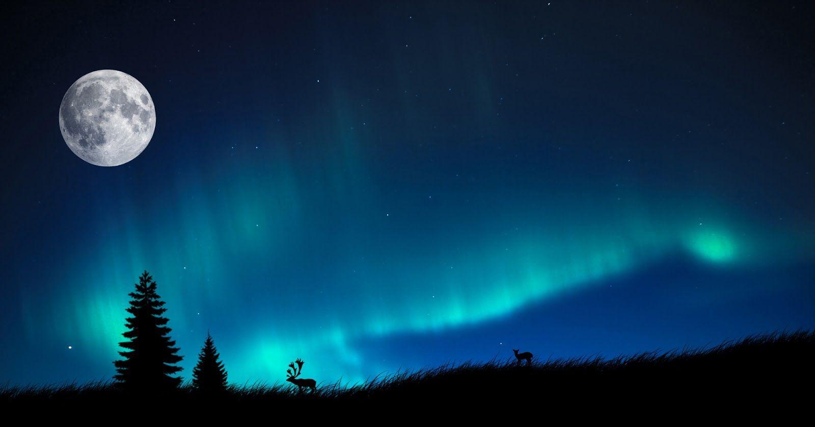 Aurora Desktop Wallpapers Top Free Aurora Desktop Backgrounds