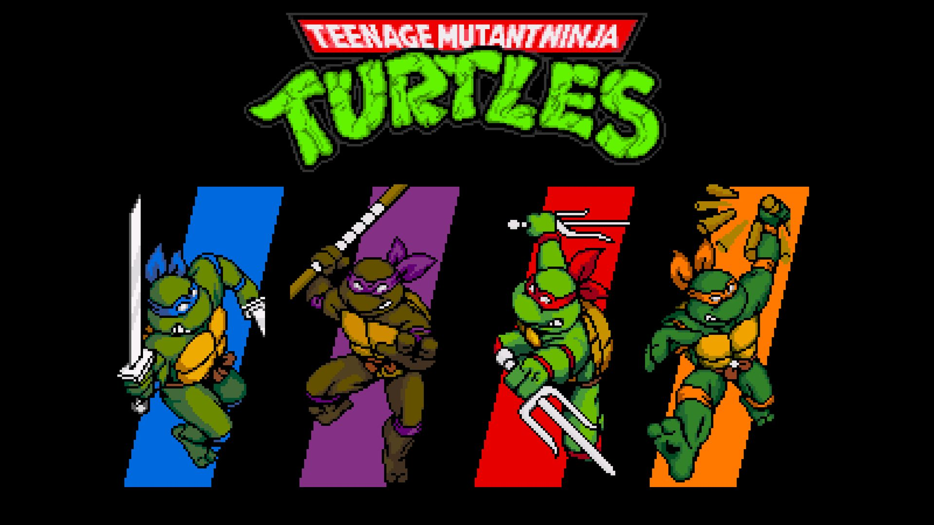 Teenage Mutant Ninja Turtles Wallpapers Top Free Teenage