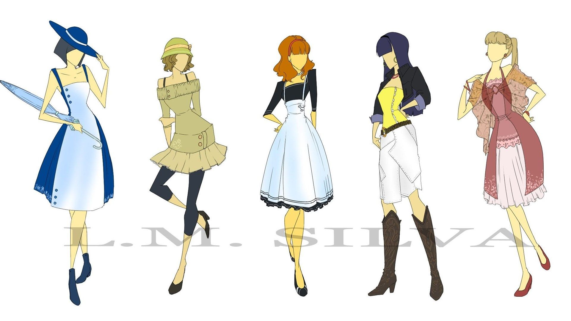 Fashion Designer Desktop Wallpapers Top Free Fashion Designer Desktop Backgrounds Wallpaperaccess