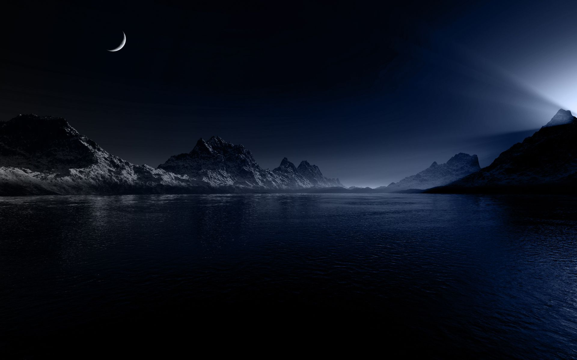 67 Best Free Dark Landscape Wallpapers Wallpaperaccess