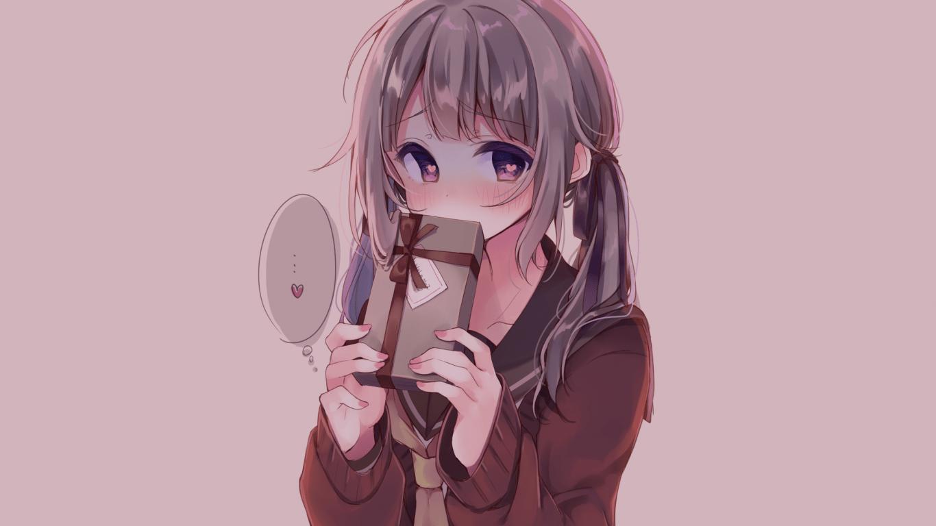 9++ Laptop Wallpaper Anime Girl Hd - Sachi Wallpaper