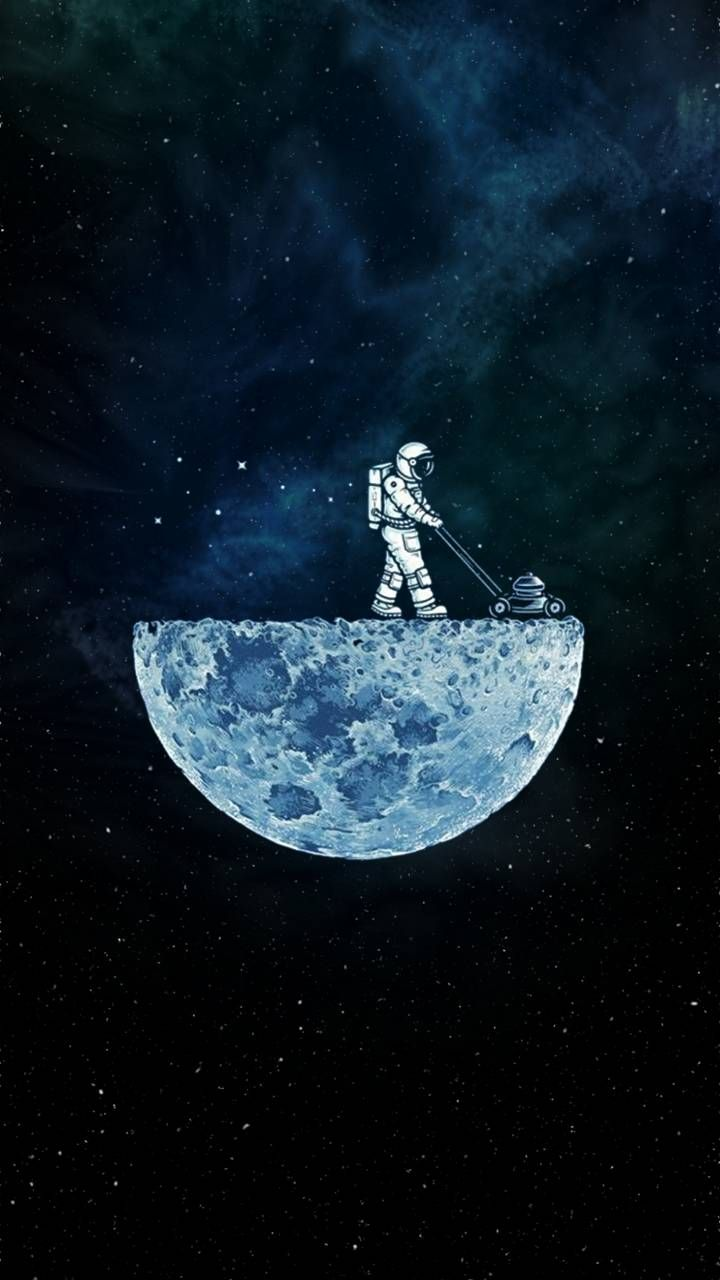Moon Man Wallpapers Top Free Moon Man Backgrounds Wallpaperaccess