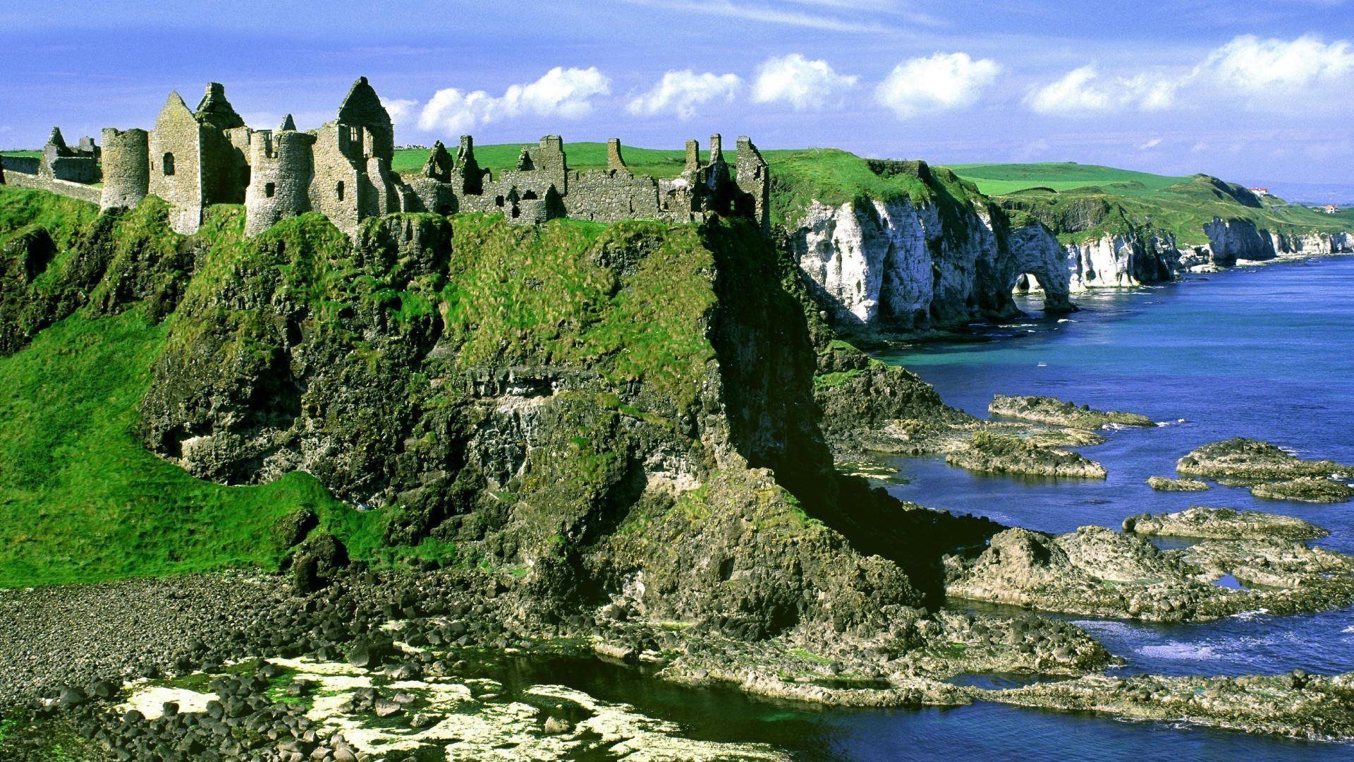 Ireland Landscape Desktop Wallpapers Top Free Ireland