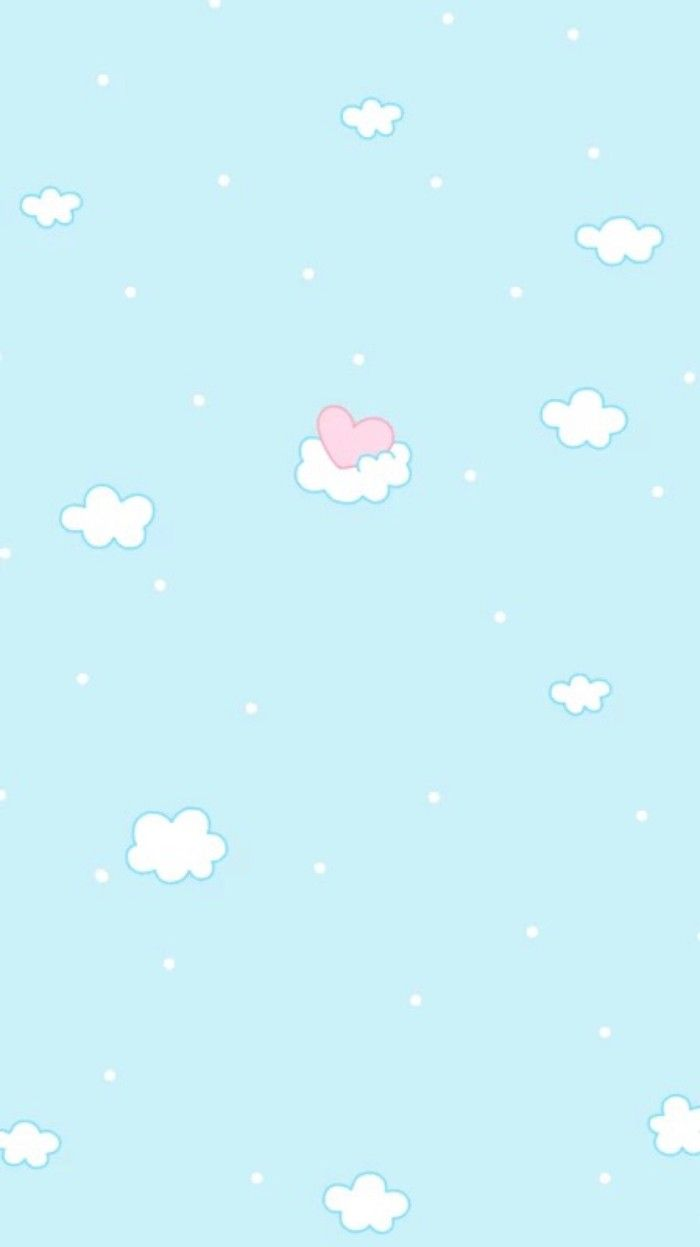 Kawaii Blue Wallpapers Top Free Kawaii Blue Backgrounds Wallpaperaccess
