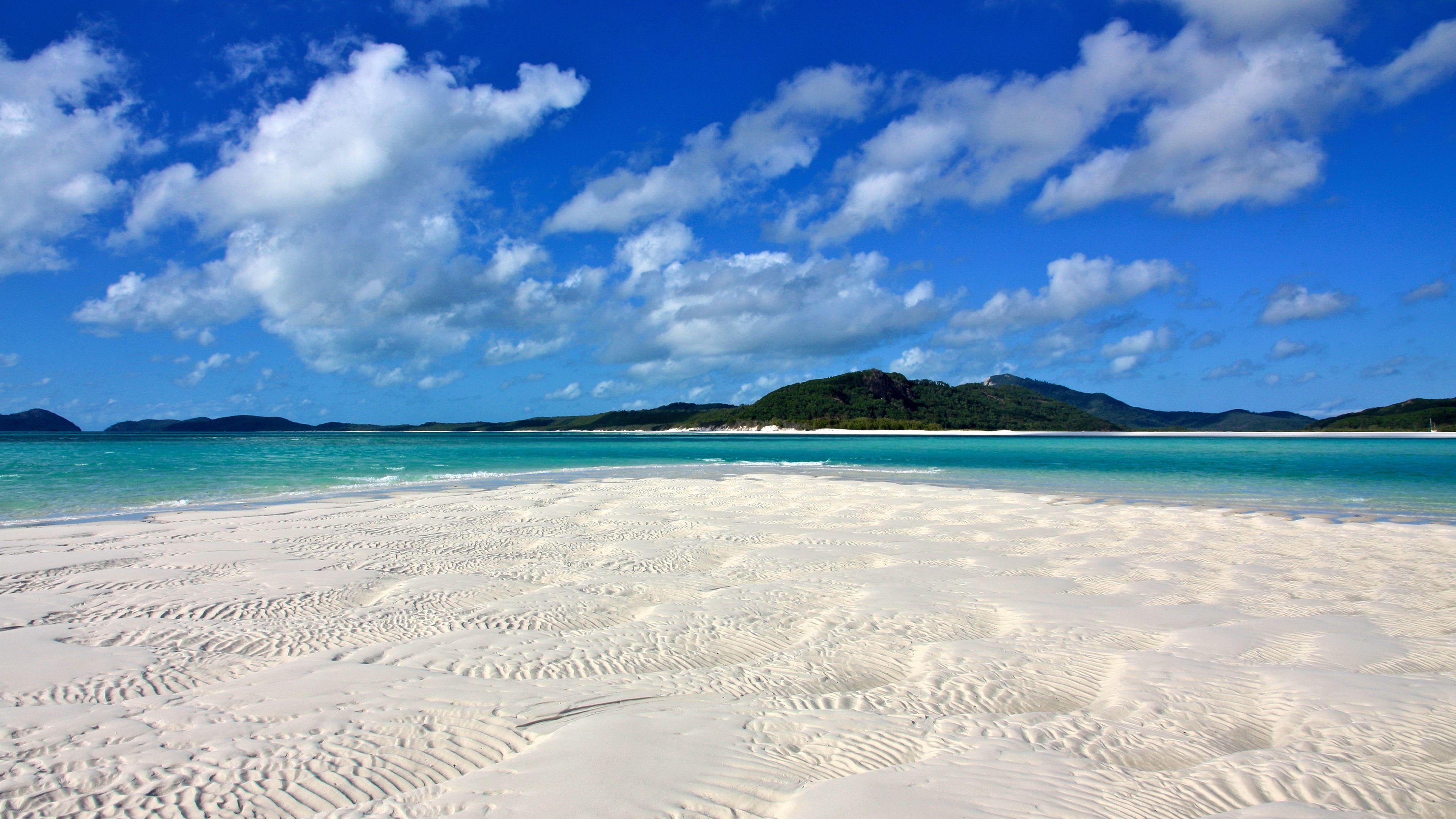 3840x2160 Virgin Beach Tropical Island Hình nền cho máy tính để bàn 4K.  65 hình nền điện thoại