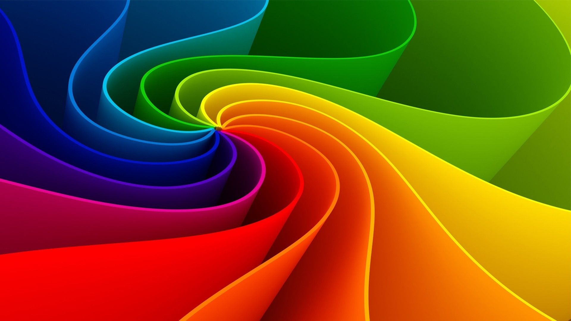 Rainbow Abstract Wallpapers Top Free Rainbow Abstract Backgrounds Wallpaperaccess