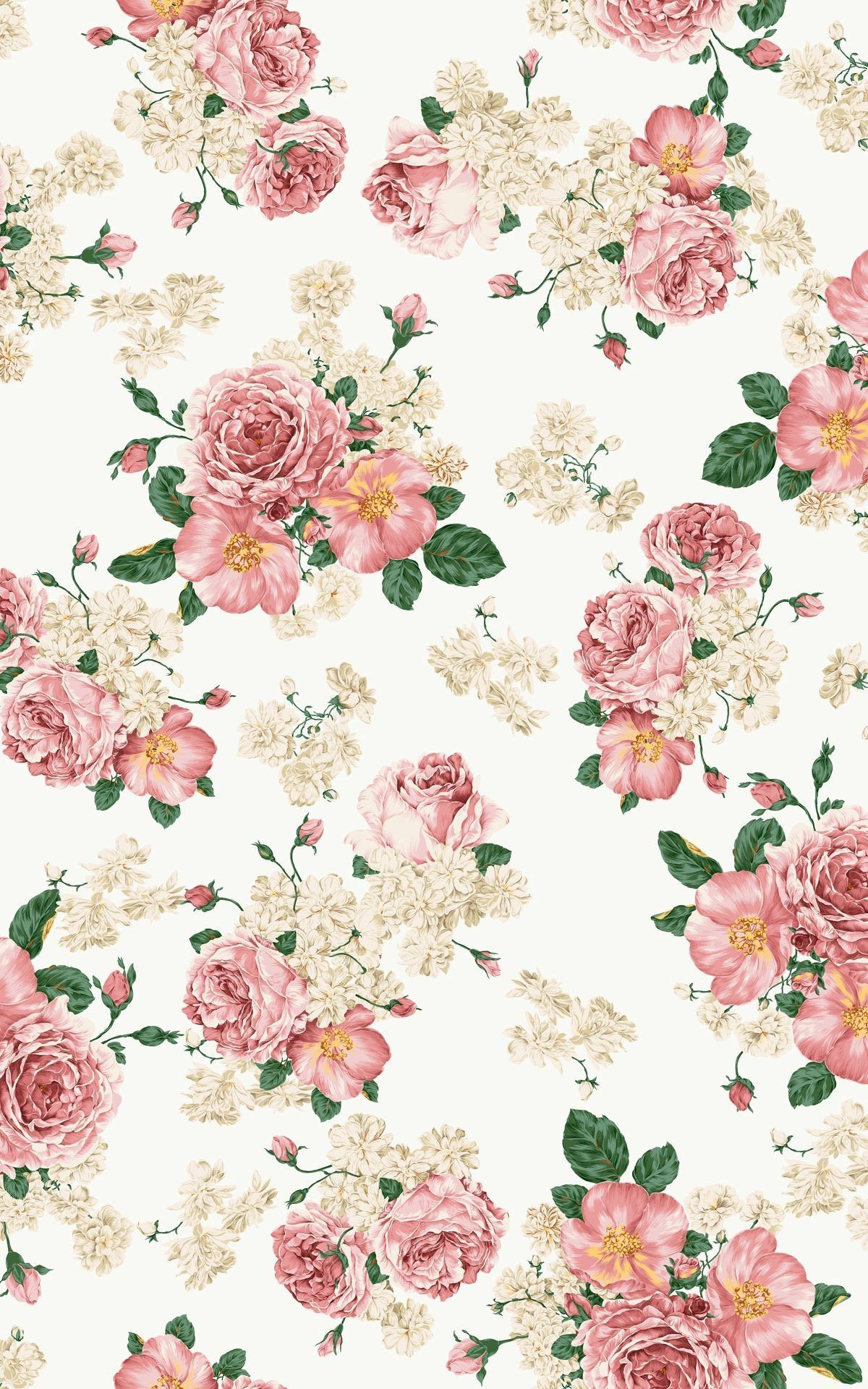Vintage Pink Flower Wallpapers , Top Free Vintage Pink