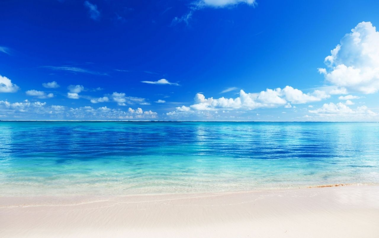 Beach Clouds Wallpapers Top Free Beach Clouds Backgrounds Wallpaperaccess