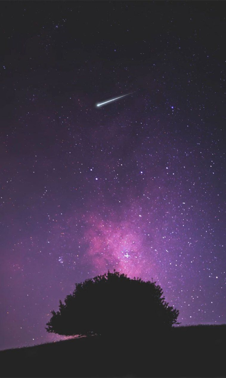 Night Sky Iphone Wallpapers Top Free Night Sky Iphone Backgrounds Wallpaperaccess