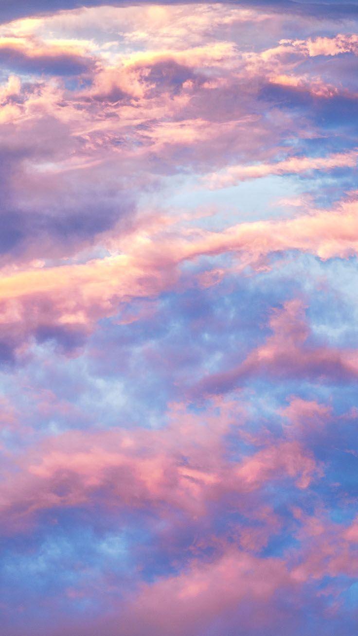 Como Novio Aesthetic Blue Sky Wallpaper Iphone