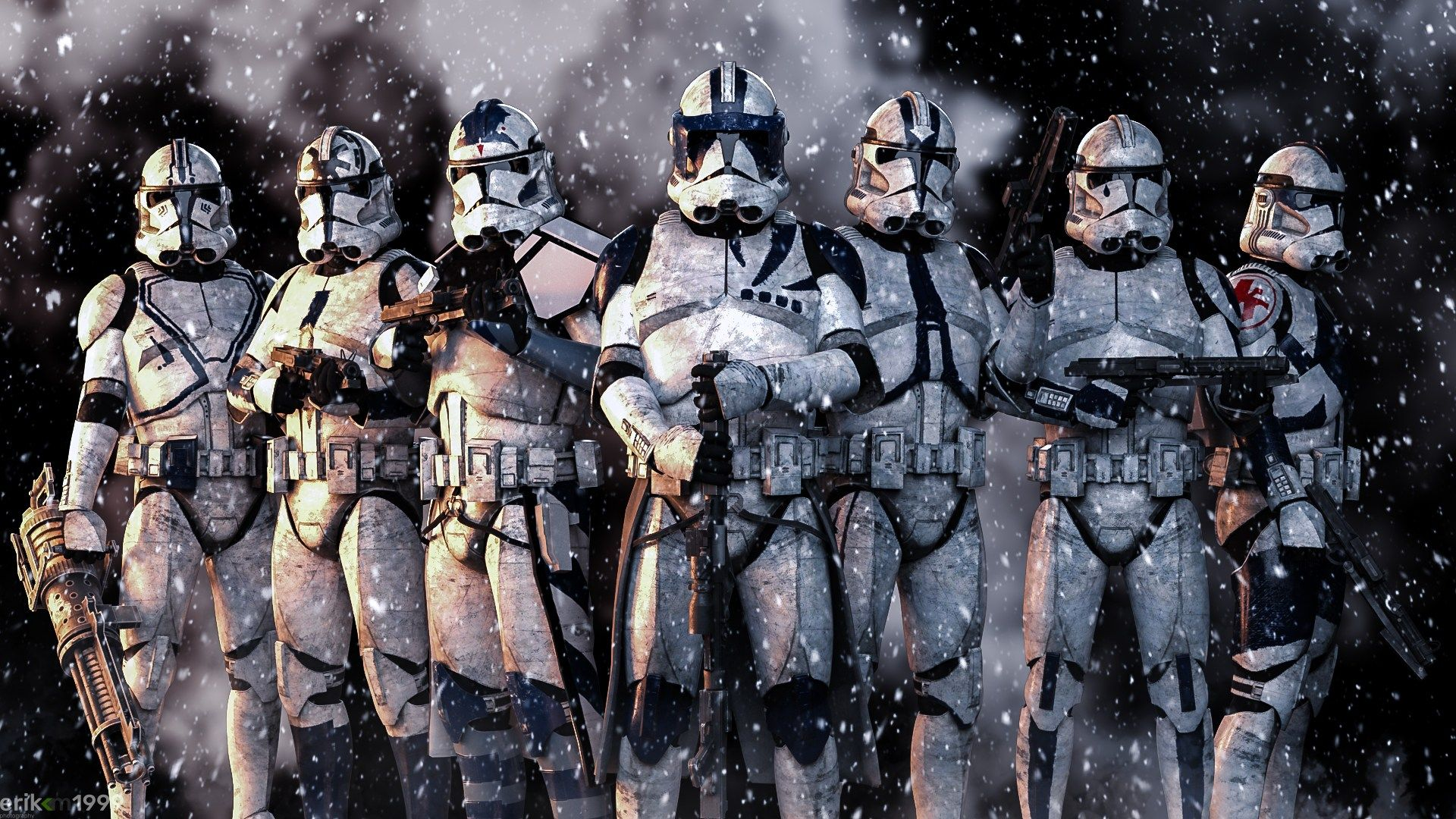 Clone Trooper Wallpapers Top Free Clone Trooper Backgrounds Wallpaperaccess