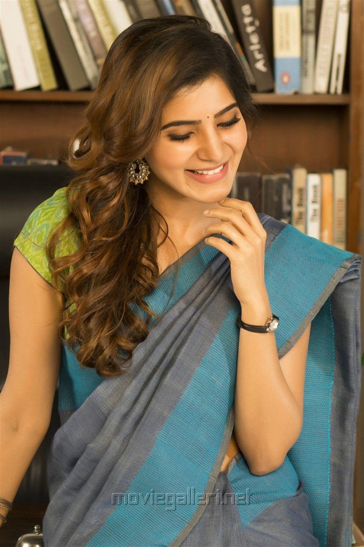 Samantha Saree Wallpapers - Top Free Samantha Saree Backgrounds - Wallpaperaccess-9063