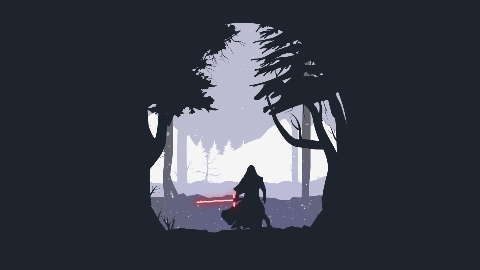 Star Wars Minimalist Wallpapers Top Free Star Wars Minimalist Backgrounds Wallpaperaccess