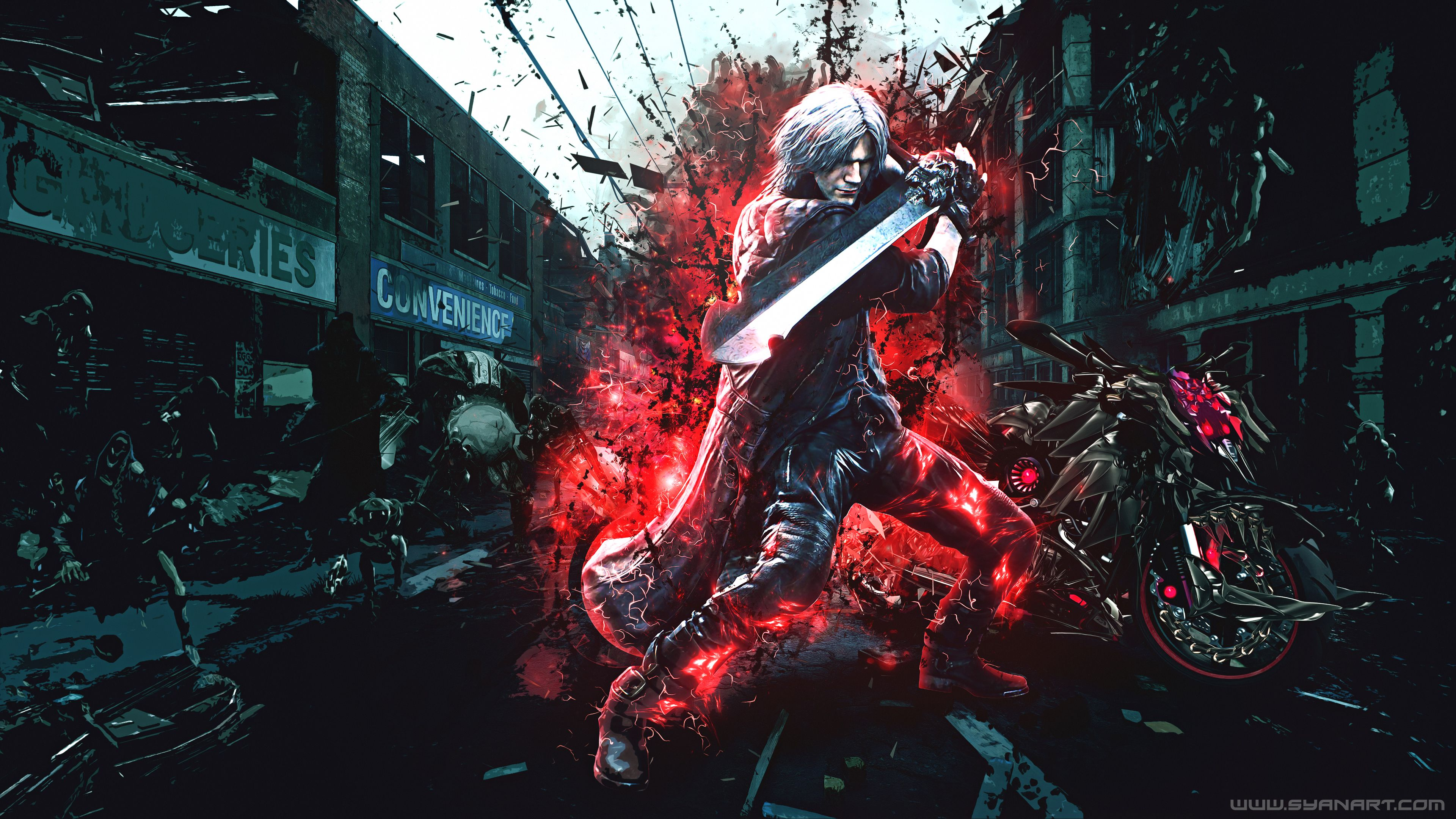 Devil May Cry 5 Wallpapers Top Free Devil May Cry 5