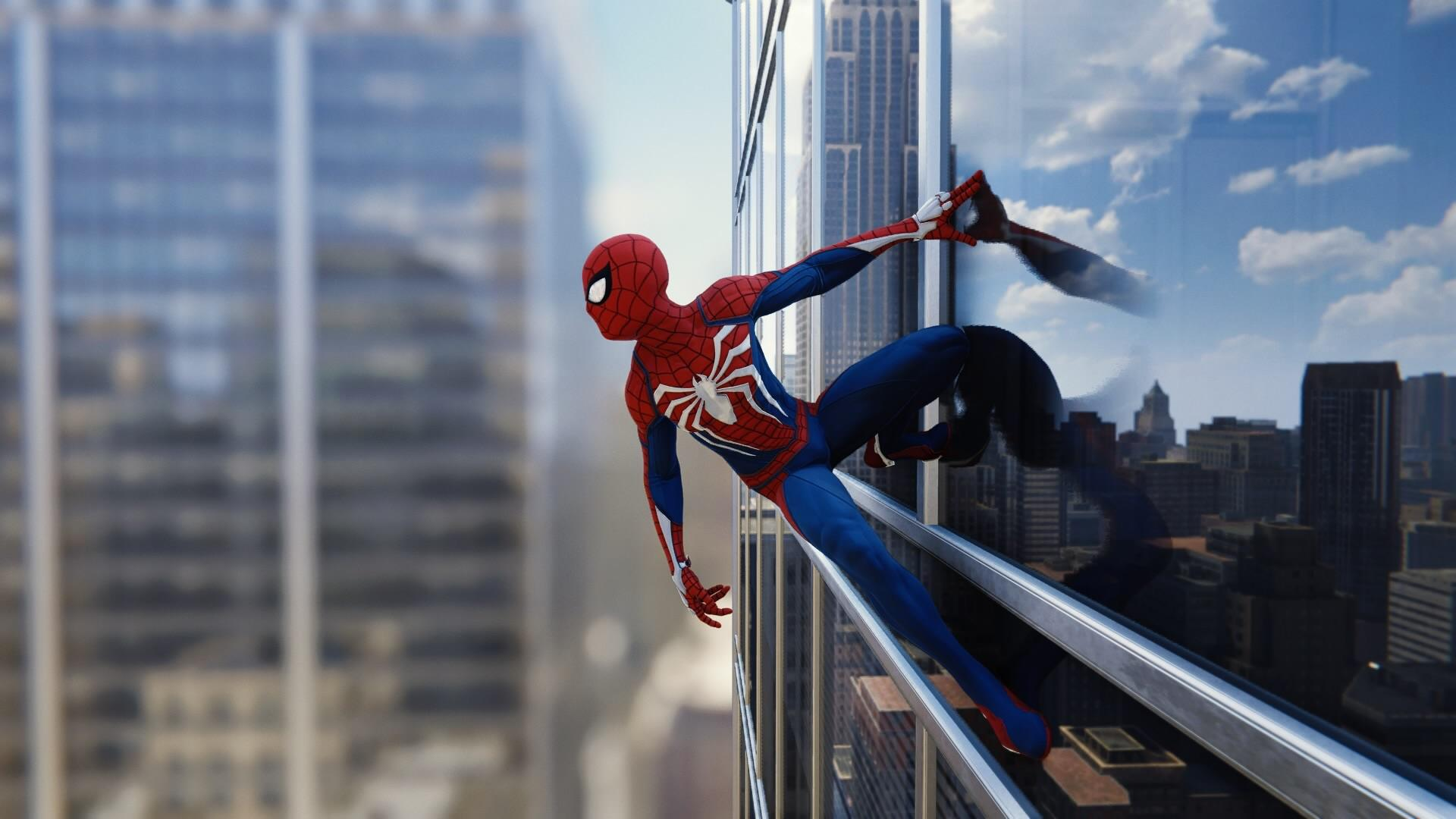 Spider Man Ps4 Wallpapers Top Free Spider Man Ps4