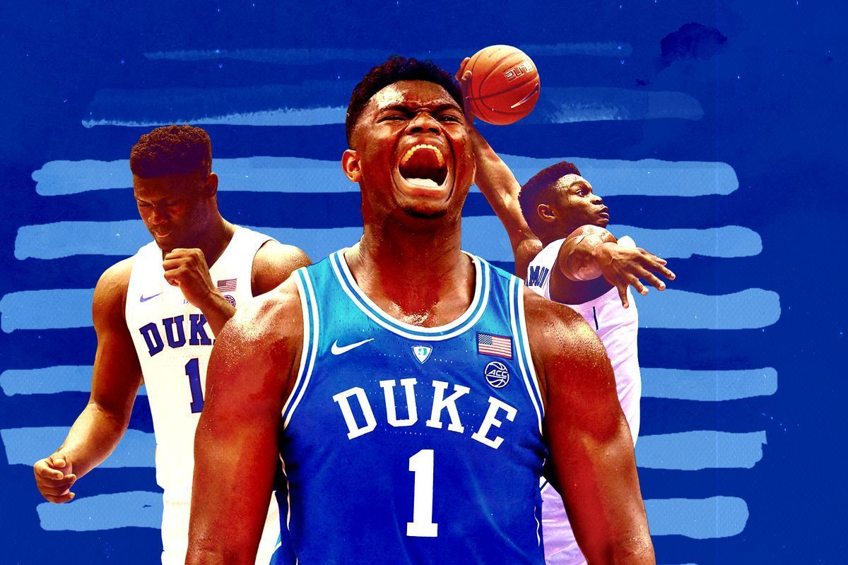 Zion Williamson Wallpapers Top Free Zion Williamson Backgrounds