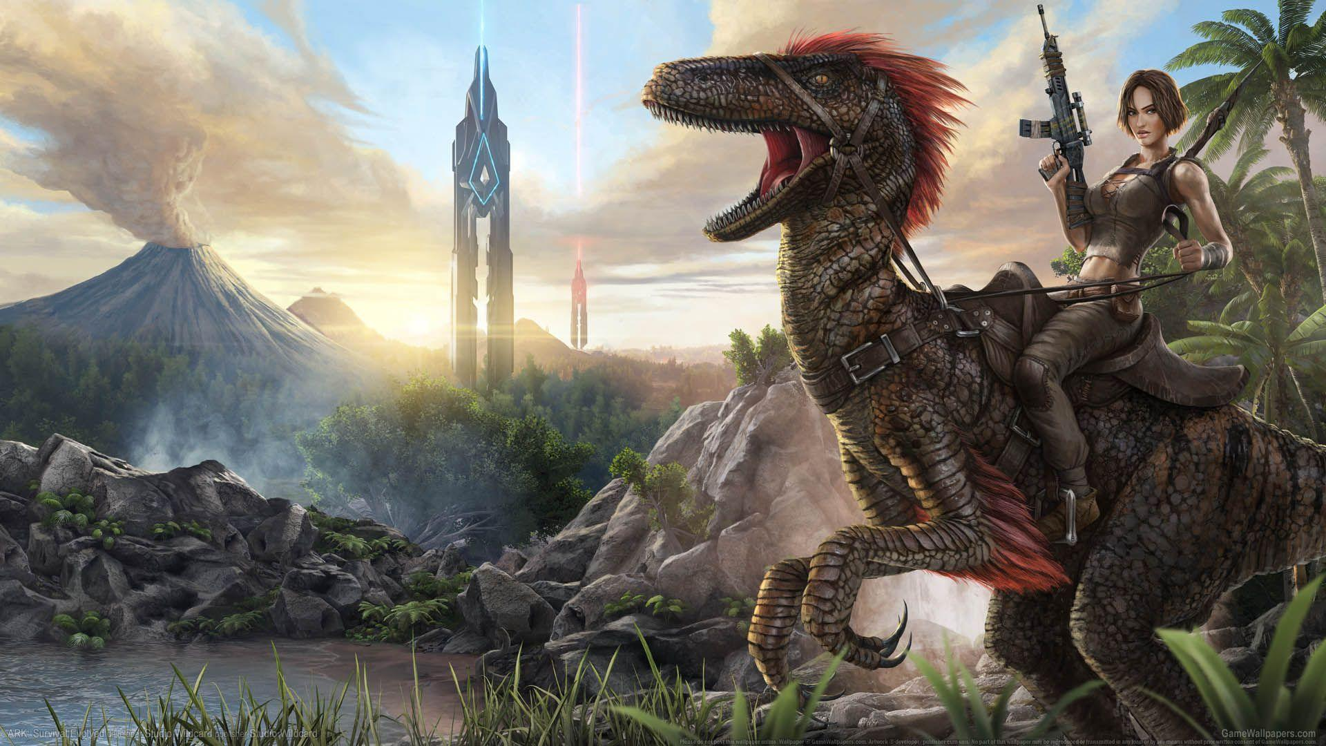 Ark Survival Evolved Wallpapers Top Free Ark Survival