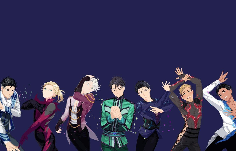 Yuri On Ice Wallpapers Top Free Yuri On Ice Backgrounds