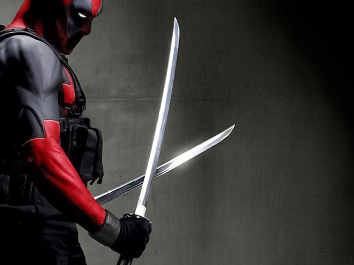 1600x900 Deadpool Wallpaper Download For