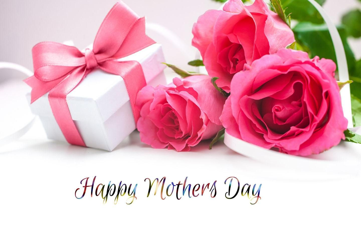 1440x900 Mothers Day Wallpaper | Cards and flowers | Happy mothers ...