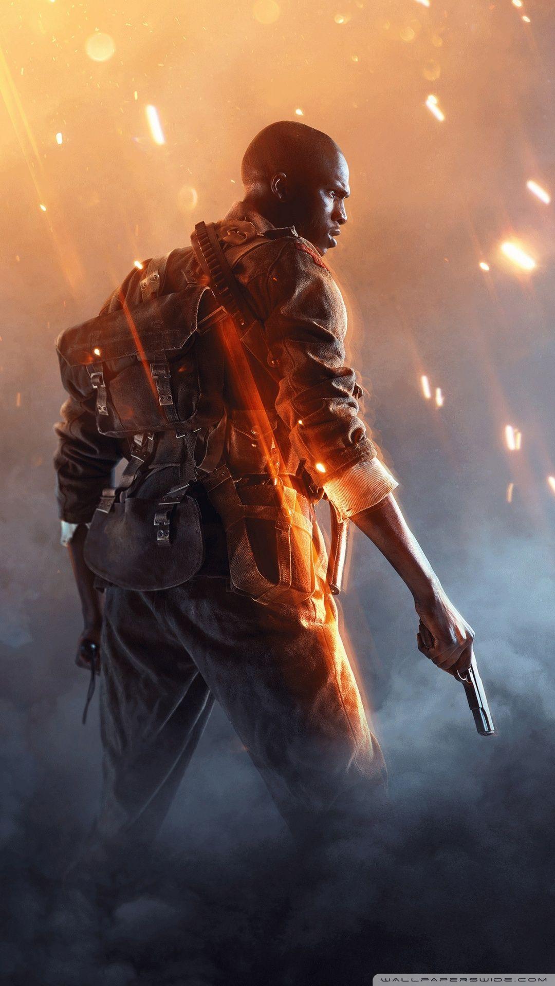 Battlefield V Iphone Wallpapers Top Free Battlefield V