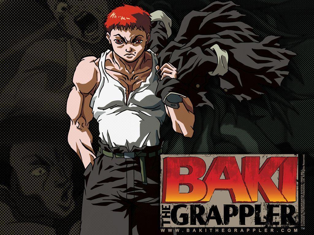 Baki The Grappler Wallpapers Top Free Baki The Grappler Backgrounds Wallpaperaccess