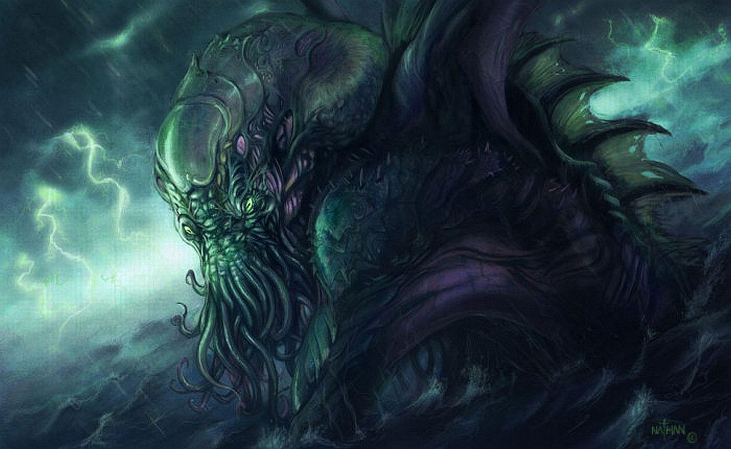 Cthulhu Wallpapers Top Free Cthulhu Backgrounds