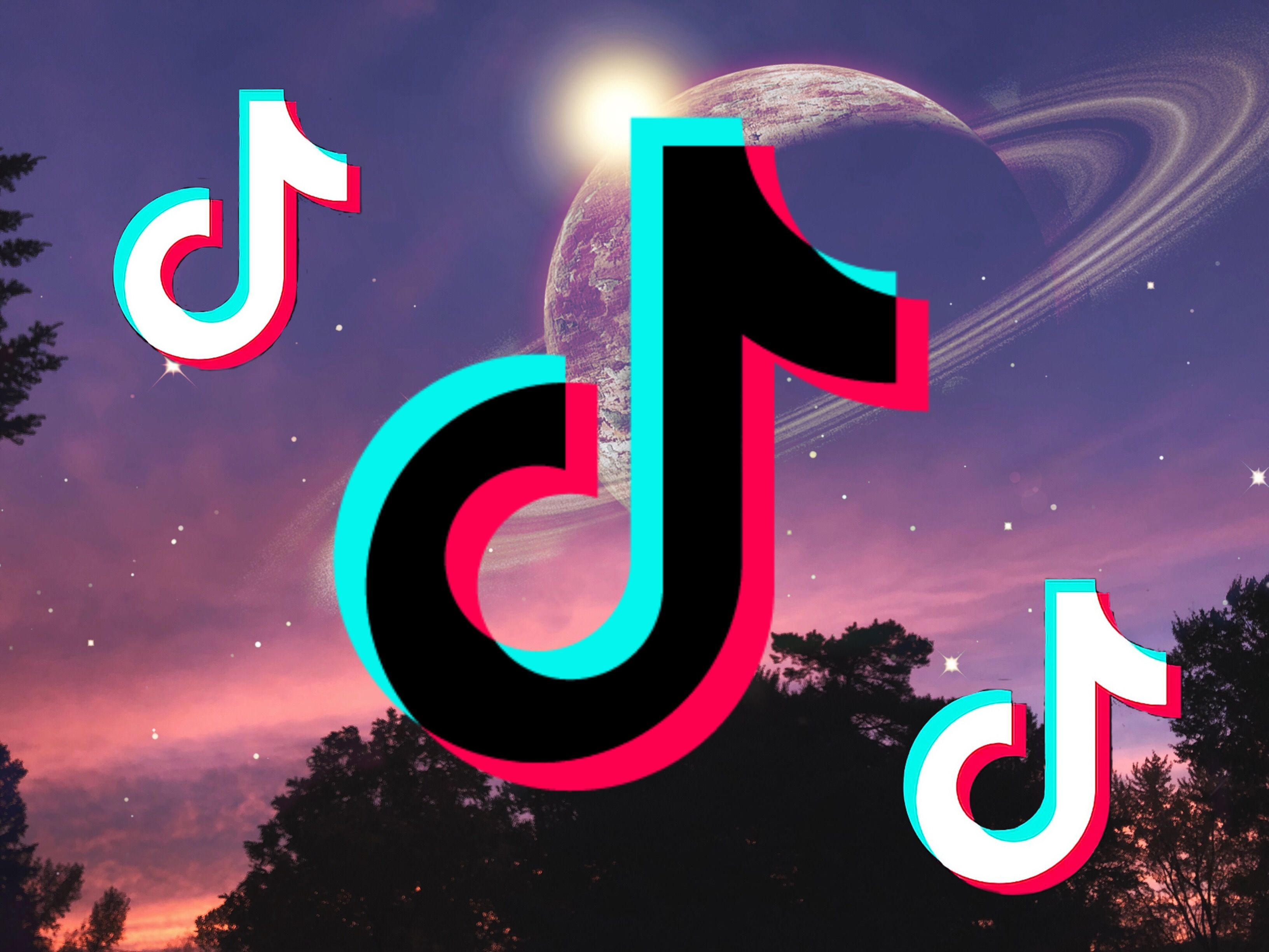 Tiktok Wallpapers Top Free Tiktok Backgrounds Wallpaperaccess
